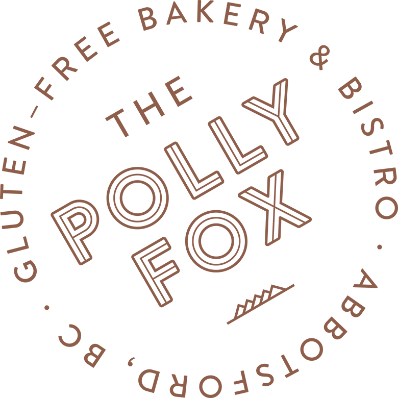 The Polly Fox Gluten-Free Bakery and Bistro Stamp Icon