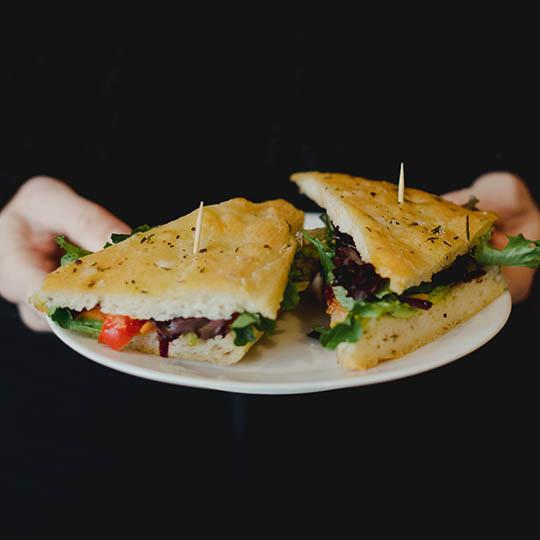 Delicious sandwiches in Abbotsford BC