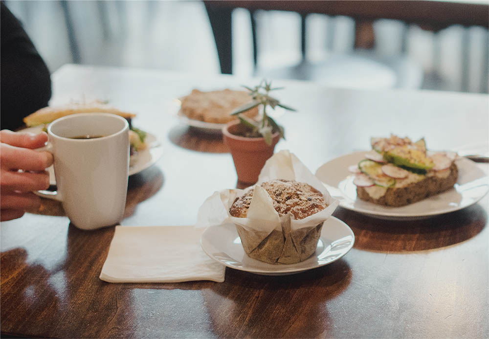 Welcome to the Polly Fox, a gluten free bakery in Abbotsford